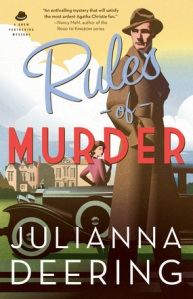 Book Cover Rules of Murder