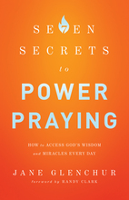 Book Cover Seven Secrets to Power Praying