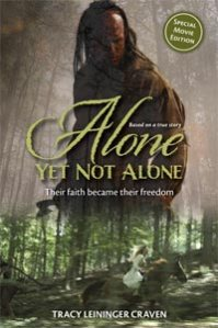 Book Cover Alone Yet Not Alone