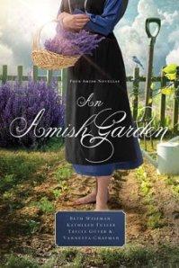 Book Cover An Amish Garden